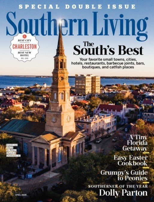 Charleston Named No. 1 City In The South