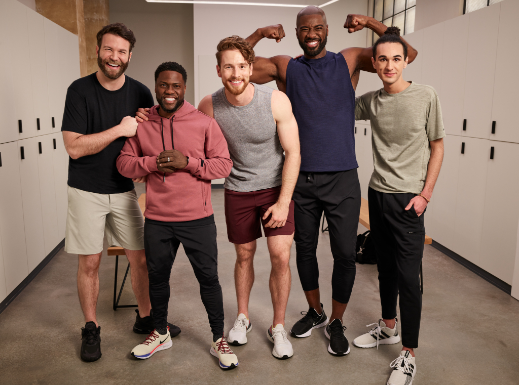 Kevin Hart Joins Fabletics Roster with Line for Men