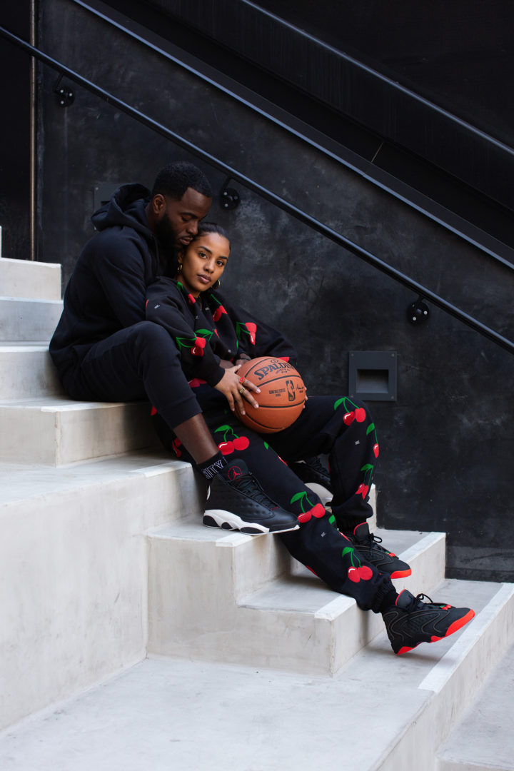 Melody Ehsani x First Women's Jordan OG Collaboration