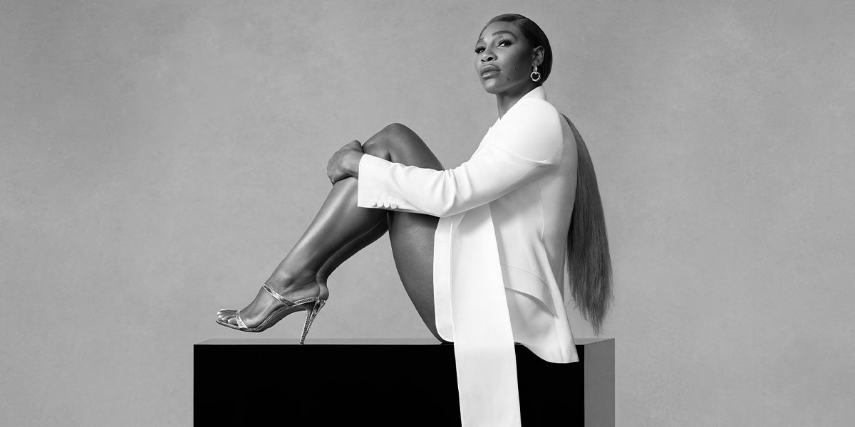 Serena Williams Named Global for Stuart Weitzman