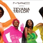 Teyana Taylor Unveils M.A.C. Collection