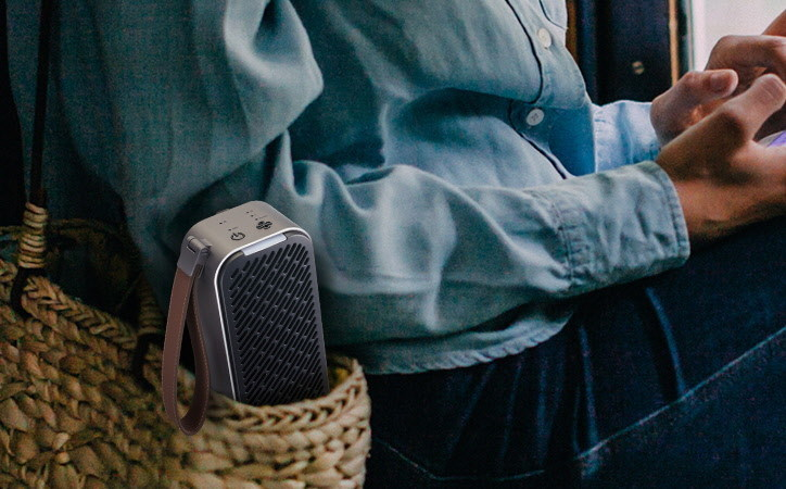 LG Introduces 'PuriCare Mini' Personal Air Purifier