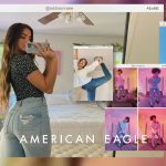 American Eagle x TikTok Back To School '20 Campaign