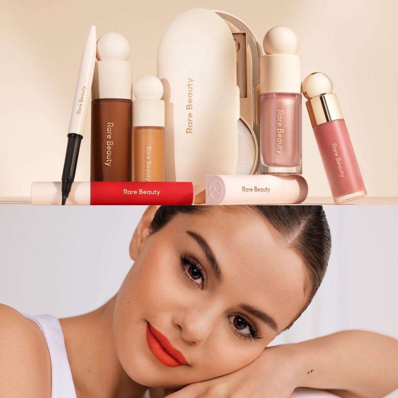 Selena Gomez's Rare Beauty Launches at Sephora