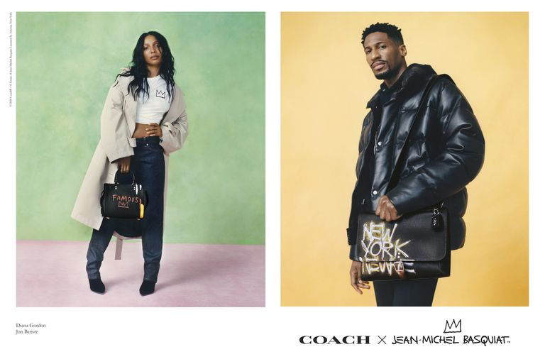 Coach x Artist Jean-Michel Basquiat New Collection