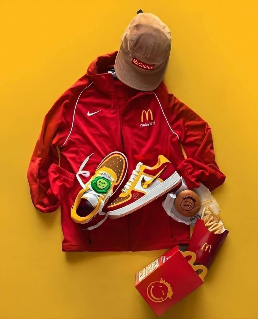 Travis Scott x McDonald's Team for First of its Kind Partnership