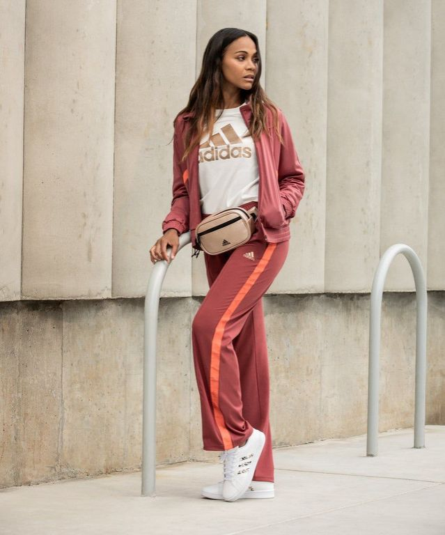 Zoe Saldana x adidas Collection Coming to Kohl's