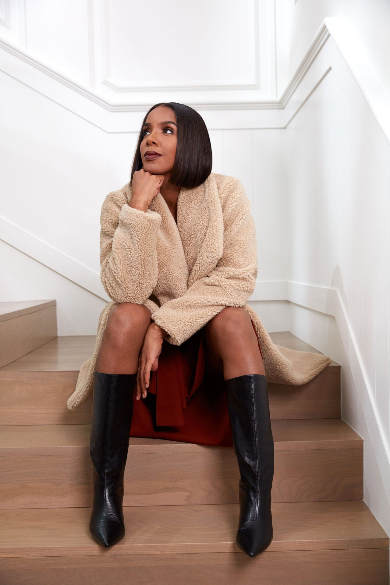 JustFab Announces Global Partnership with Kelly Rowland