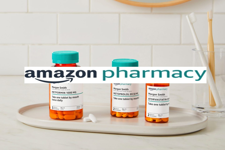 New! Amazon Pharmacy: Prescription Meds Delivered