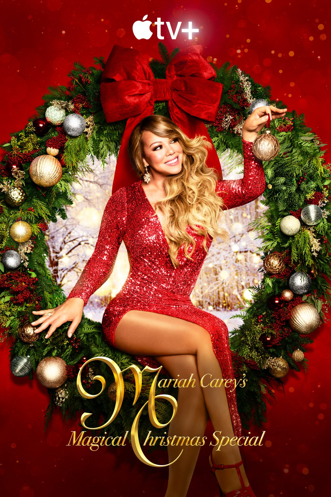 Mariah Carey's Christmas Special Coming to Apple TV+