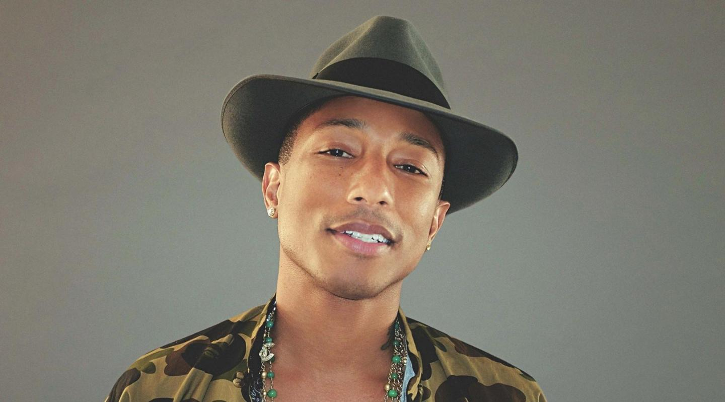 Pharrell Williams Launches Black Ambition for Entrepreneurs