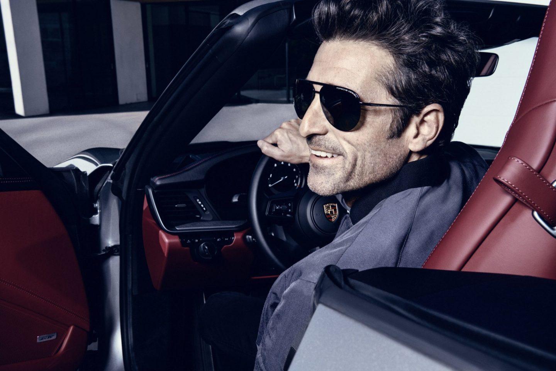 Porsche Design Eyewear Teams with Patrick Dempsey