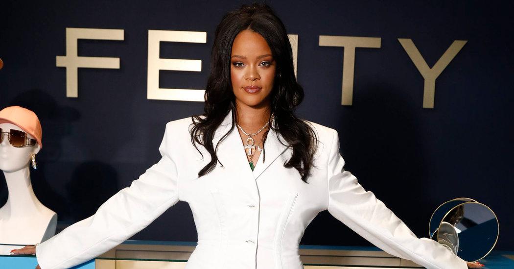 Not Surprised: LVMH Ends Rihanna's FENTY Fashion House