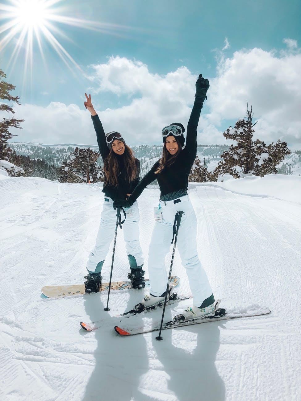 Six Trending Mountain Destinations for Spring Ski Trips