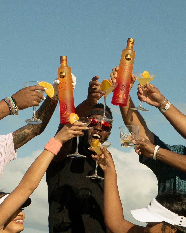 CÎROC Launches Limited-Edition 'Summer Citrus' Vodka
