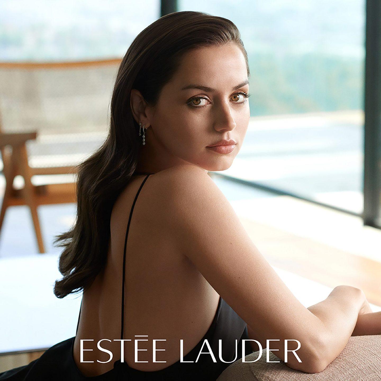 Estée Lauder Signs Ana de Armas as New Brand Ambassador