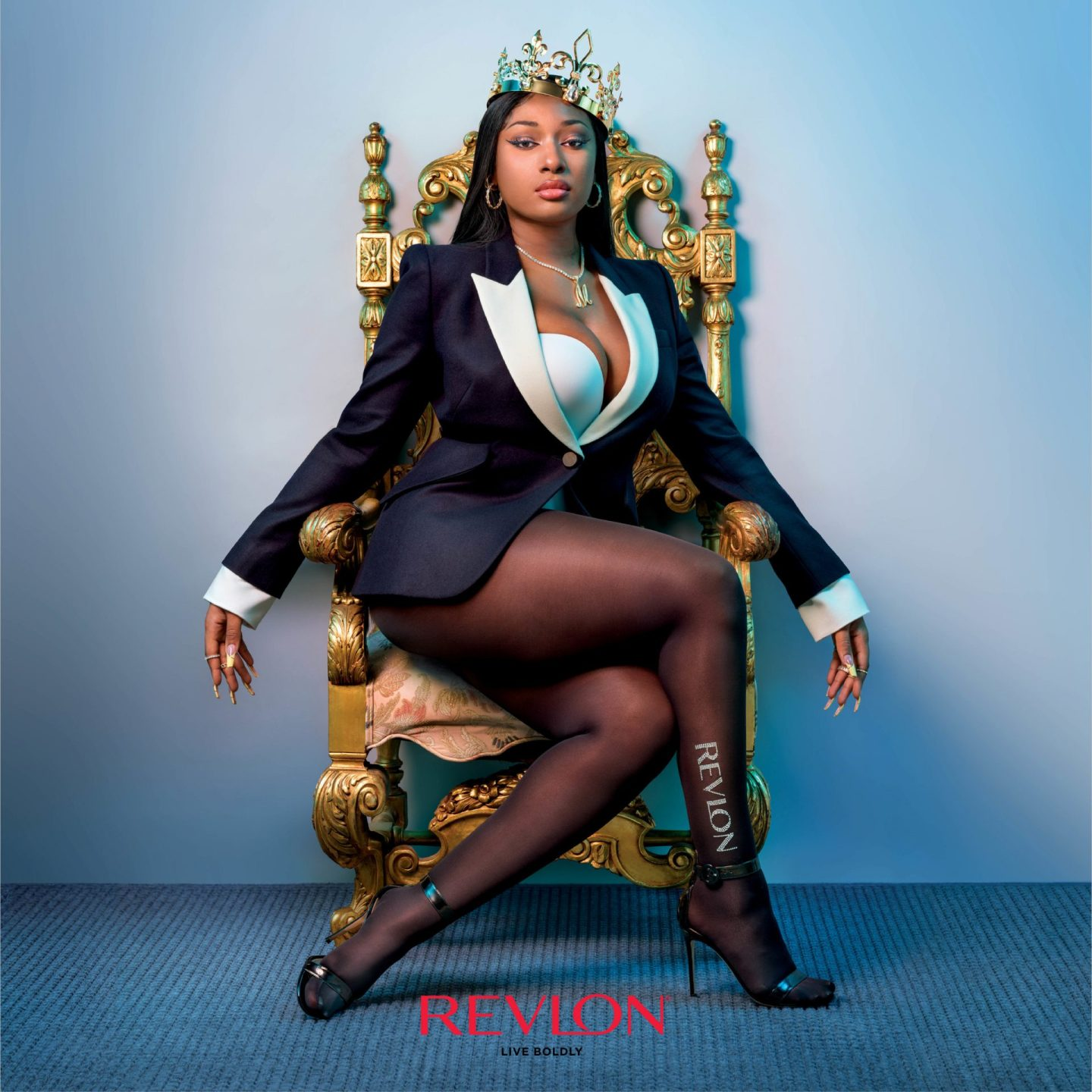 Revlon Launches New Fragrance with Megan Thee Stallion