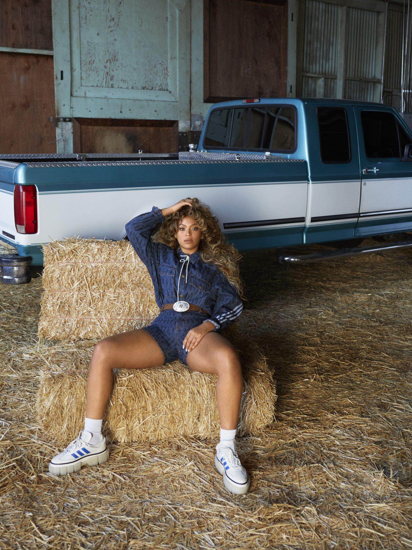Beyoncé Unveils Ivy Park Rodeo Collection