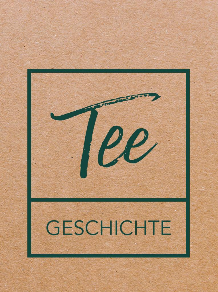 Logo für Teemarke