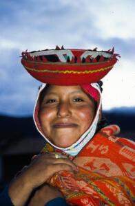 Peruanerin_Oyantaytambo_MachuPichu