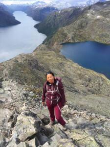 Beseggen_Hike_Gjende_and_Bessvatnet_Lake