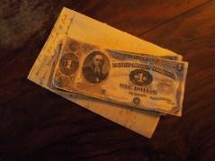 Dollars von 1870