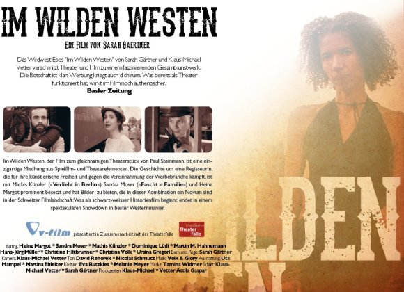 Im Wilden Westen - Official Site