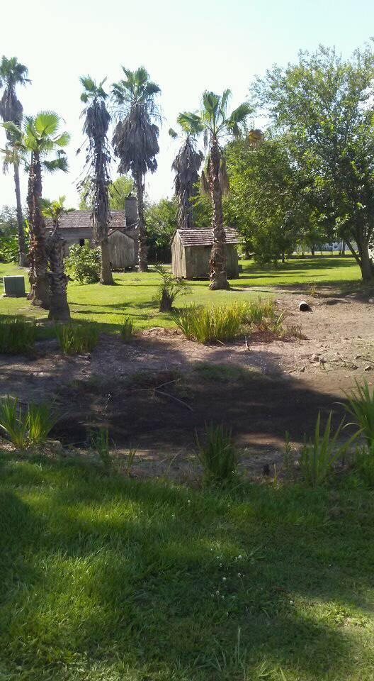 Whitney Plantation, slave village