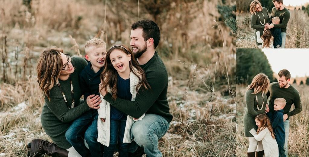 Lansing Michigan Family Photographer