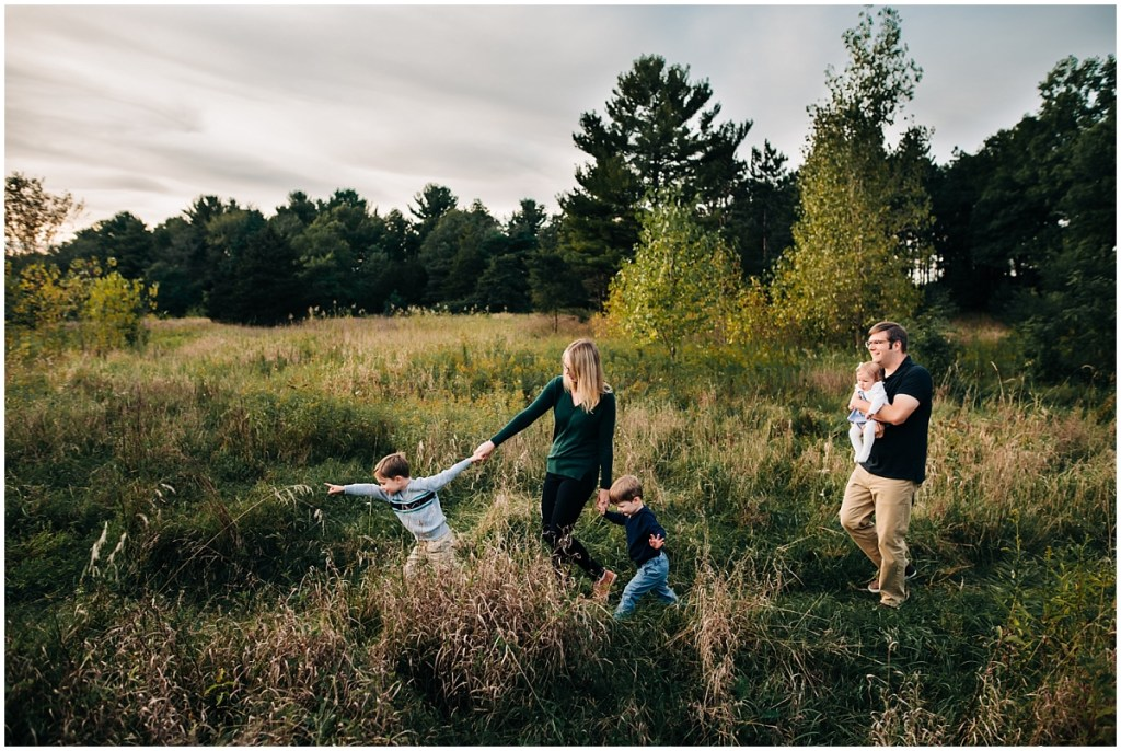 Family Photographer Ann Arbor