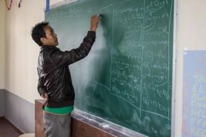 Teaching teacher training