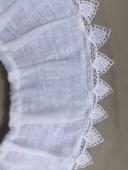 Rebato collar detail