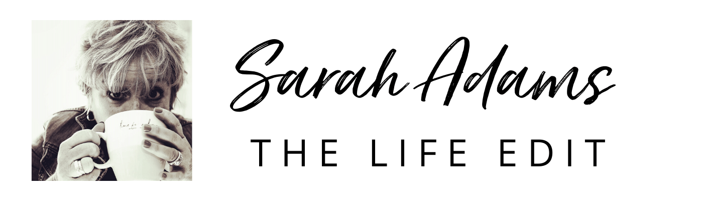 Sarah Adams: Author and journalling coach
