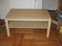 IKEA LACK Coffee Table | Sarah and David's Stoop Sale