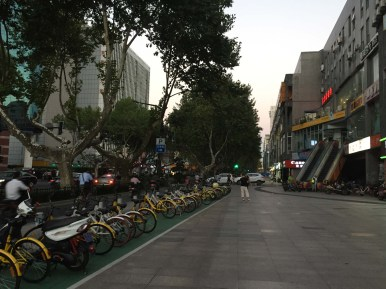 Our Nanjing neighborhood.