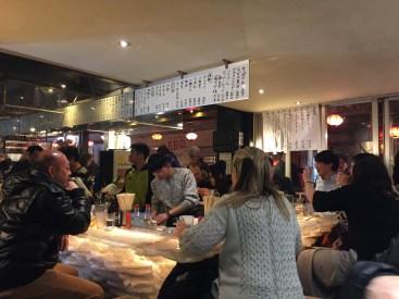 Kichijoji restaurant