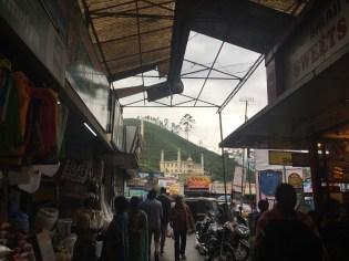 Munnar Market.