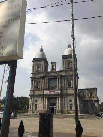 Local Catholic church.