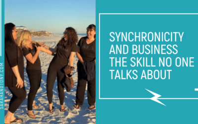 Synchronicity and Business | The Skill No One Talks About