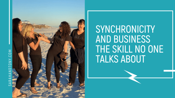 synchronicity in business