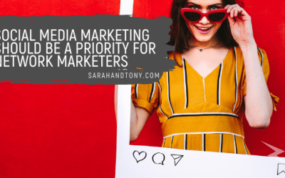 Social Media Marketing Should be a Priority for Network marketers