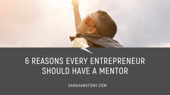 6 Reasons Every Entrepreneur should have a Mentor