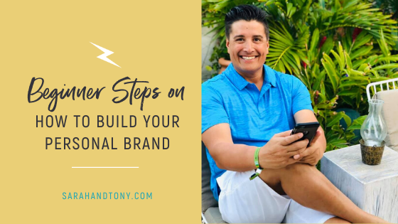 Beginner Steps on How To Build your Personal Brand