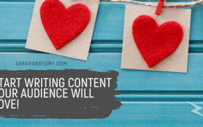 Start Writing Content your Audience will Love!