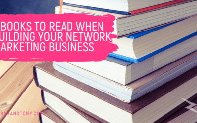 5 Books To Read When Building Your Network Marketing Business