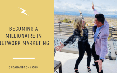 Becoming a Millionaire in network marketing