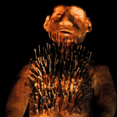 Nail Man Poppet, Museum of Witchcraft and Magic