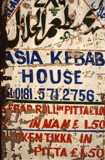 Asia Kebab House, Southall, London