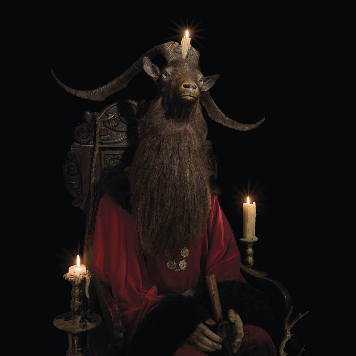 Baphomet, Museum of Witchcraft and Magic