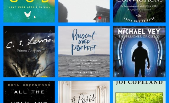 Bookshelf: March 2017